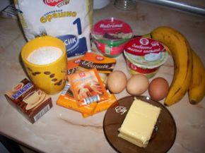 Снимка 2 от рецепта за Бананова торта