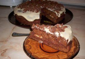 Снимка 6 от рецепта за Бананова торта