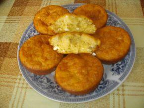 Снимка 2 от рецепта за Банички мъфини