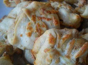 Снимка 3 от рецепта за Банички с плънка от кайма и гъби