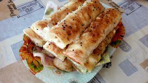 Снимка 3 от рецепта за Банички със сирене