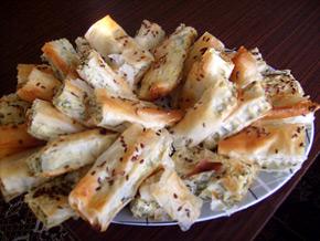 Снимка 2 от рецепта за Банички със спанак и сирене