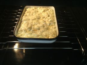 Снимка 5 от рецепта за Баница от хапки хляб