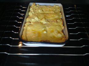 Снимка 9 от рецепта за Баница от стар хляб