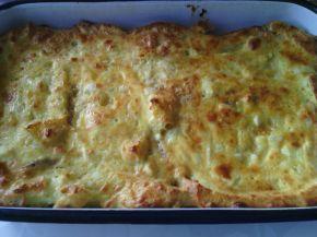 Снимка 10 от рецепта за Баница от стар хляб