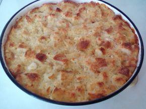 Снимка 11 от рецепта за Баница от стар хляб