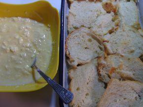 Снимка 6 от рецепта за Баница от стар хляб