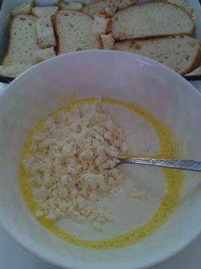 Снимка 7 от рецепта за Баница от стар хляб