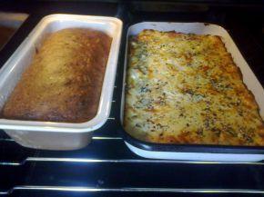 Снимка 3 от рецепта за Баница с хляб