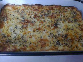 Снимка 4 от рецепта за Баница с хляб