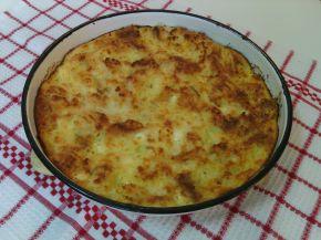 Снимка 8 от рецепта за Баница с хляб