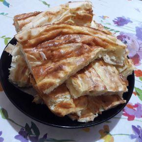Снимка 3 от рецепта за Баница с майонеза