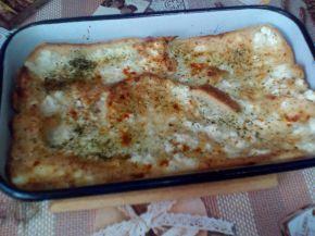 Снимка 10 от рецепта за Баница със сирене от хляб