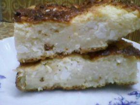 Снимка 9 от рецепта за Баница със сирене от хляб