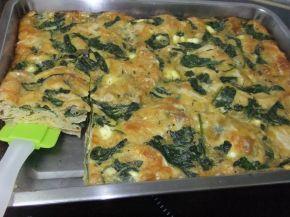Снимка 10 от рецепта за Баница със спанак