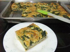 Снимка 11 от рецепта за Баница със спанак