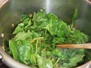 Снимка 2 от рецепта за Баница със спанак