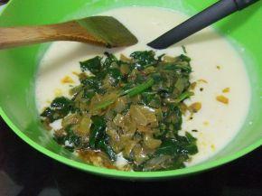 Снимка 6 от рецепта за Баница със спанак