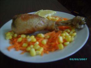 Снимка 2 от рецепта за Бирено пиленце