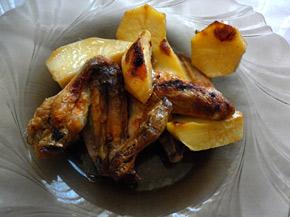 Снимка 4 от рецепта за Бирено пиленце