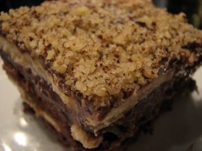 Снимка 3 от рецепта за Бисквитена торта с крем пудинг