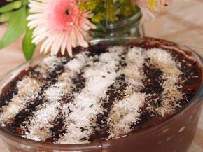 Снимка 2 от рецепта за Бисквитена торта с ягодов нюанс
