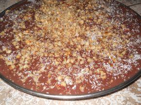 Снимка 3 от рецепта за Бисквитена торта с какаов крем