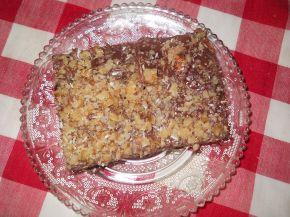 Снимка 4 от рецепта за Бисквитена торта с какаов крем