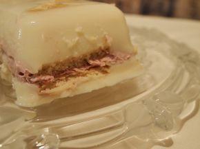 Снимка 2 от рецепта за Бисквитено-малинова феерия