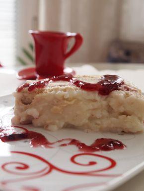 Снимка 7 от рецепта за Бисквитено-малинова феерия