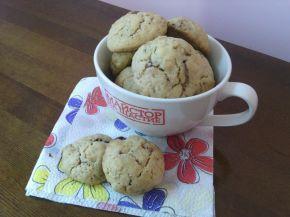 Снимка 2 от рецепта за Бисквити със стафиди и боровинки