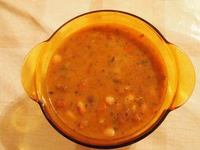 Снимка 2 от рецепта за Боб яхния - II вариант