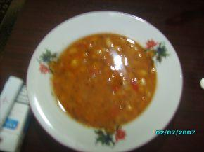Снимка 3 от рецепта за Боб яхния - II вариант