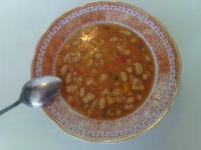 Снимка 11 от рецепта за Боб яхния