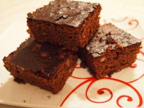 Снимка 3 от рецепта за Брауни с ядки