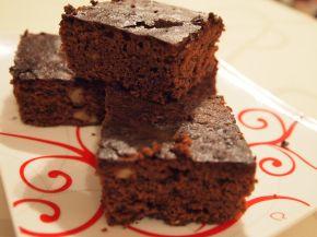 Снимка 4 от рецепта за Брауни с ядки