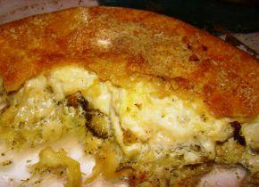 Снимка 2 от рецепта за Броколи със сос от сирена и сметана