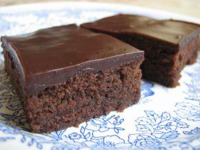 Снимка 1 от рецепта за Браунис с Маскарпоне