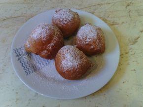 Снимка 2 от рецепта за Бухти с пудра захар и ванилия