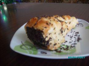 Снимка 2 от рецепта за Бутерки с крем