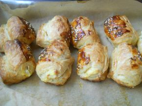 Снимка 5 от рецепта за Бутерки със сирене и яйце