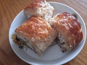 Снимка 7 от рецепта за Бутерки със сирене и яйце