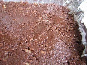 Снимка 3 от рецепта за Бърз шоколадов кейк с ядки