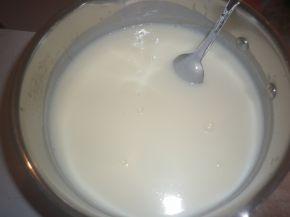 Снимка 2 от рецепта за Бърза бисквитена торта