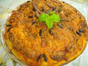 Снимка 2 от рецепта за Бърза пица