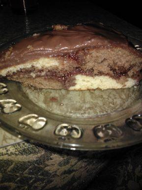 Снимка 3 от рецепта за Бърза шоколадова торта