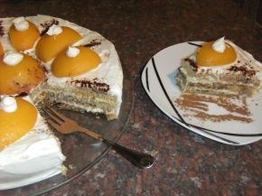 Снимка 6 от рецепта за Бърза тортичка Ники