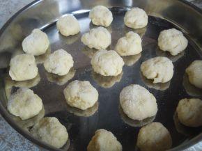 Снимка 5 от рецепта за Бързи курабии