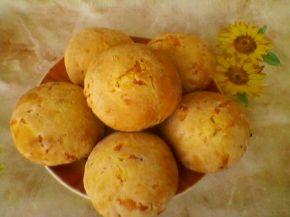 Снимка 2 от рецепта за Бързи и лесни питки с кашкавал