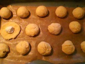 Снимка 5 от рецепта за Бързи и лесни питки с кашкавал